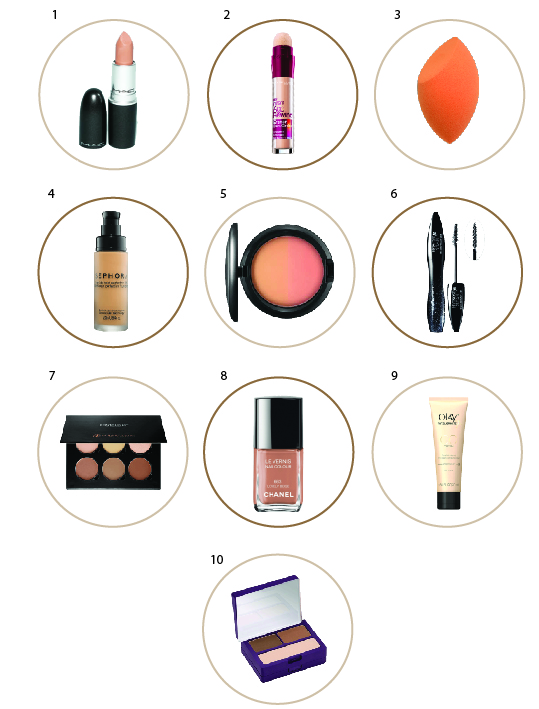 Makeup Picks